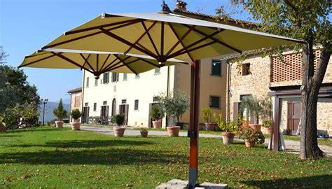 ombrelloni da terrazza vendita e installazione ombrelloni da esterno a brescia