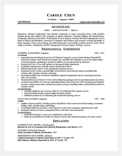experience on a resume template learnhowtoloseweight net