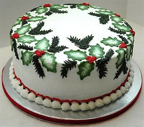 christmas cake awesome christmas cake decorating ideas