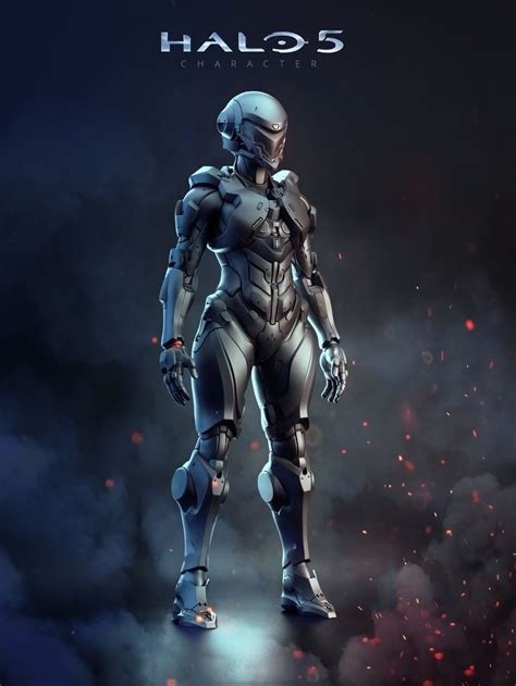 Artstation Halo 5 In 6 Days Pavel Kondratenko Sci Fi