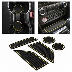 CupHolderHero Ford Mustang 2015-2021 Liner Accessories | eBay