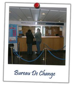 commission bureau de change a photo journey onboard a p o ferry