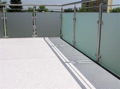 Belag Für Balkon by Balkone Stahlbalkone Und Terrassenbel 228 Ge Kolb Metallbau