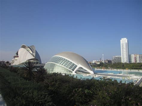 ciudad de las artes y las ciencias quoi voir 224 valence