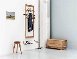Schuhaufbewahrung Wenig Platz : garderobe design online kaufen connox shop ~ Indierocktalk.com Haus und Dekorationen