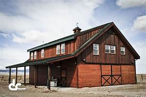 pole barns with living quarters barns with living With can you live in a pole barn