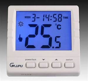 China Programmable Thermostat Gp600 Series