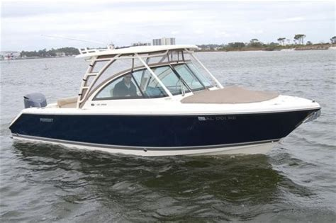 Pursuit Boats For Sale In Alabama by Pursuit 265 Dc 2011 Used Boat For Sale In Gulf Shores