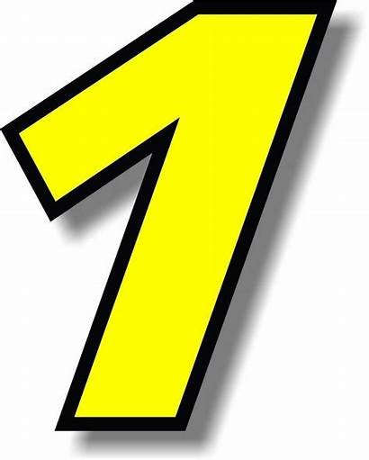 Number Yellow Numbers Stickers Vinyl Sticker Inch