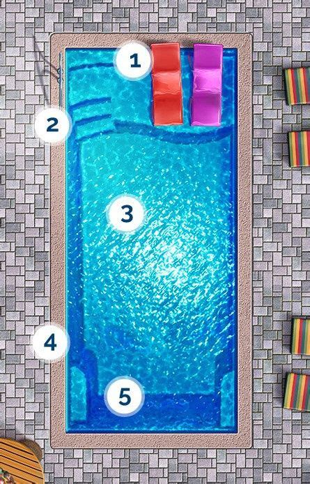 Tanning In The Backyard by Best 25 Backyard Pools Ideas On Swimming