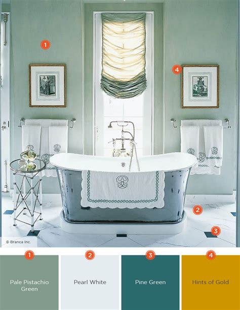 Calming Colors For Bathroom by 20 Relaxing Bathroom Color Schemes Shutterfly