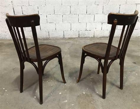 chaise baumann prix ensemble 68 chaises bistrot baumann dossier haut