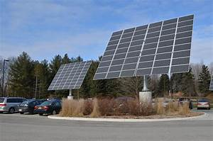 Ground-mounted Solar Installations Growing Since 2012