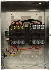 50 Amp Transfer Switch