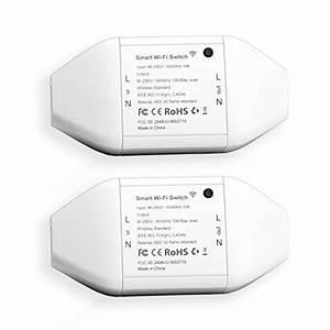 Rasenmäher Mit Fernbedienung : meross wlan schalter universal smart wifi switch ~ A.2002-acura-tl-radio.info Haus und Dekorationen