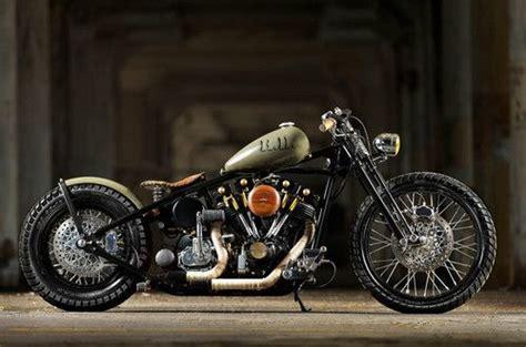 1976 Harley-davidson Custom Shovelhead Bobber Chopper