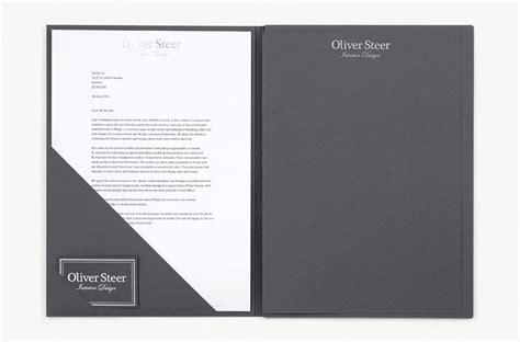 Resume Folder by Luxury Presentation Folder For High End Interior Design