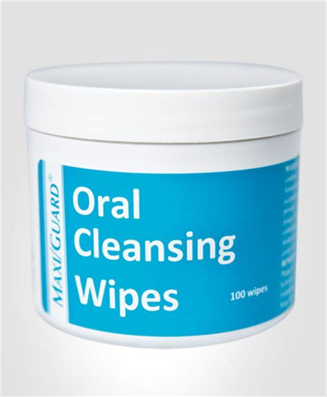 maxiguard oral cleansing wipes addison biological