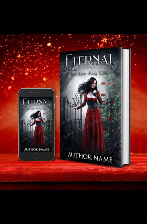 Eternal - The Book Cover Designer