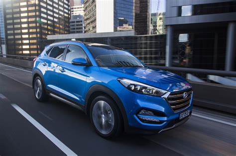 Hyundai Tucson Reviews by 2016 Hyundai Tucson Review Photos Caradvice