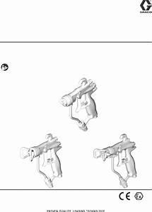 Graco 3a0149e G15 G40 Users Manual G15  G40 Spray Gun