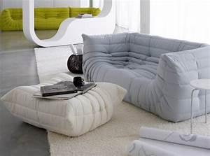 Fauteuil Design Confortable : meubles design pour le salon 33 canap s et fauteuils cool ~ Teatrodelosmanantiales.com Idées de Décoration