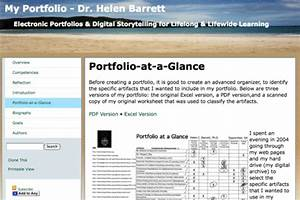 examples resumes eportfolios my ecoach With e portfolio templates free
