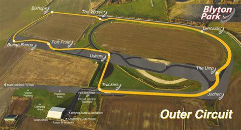 blyton park outer circuit lap times fastestlapscom