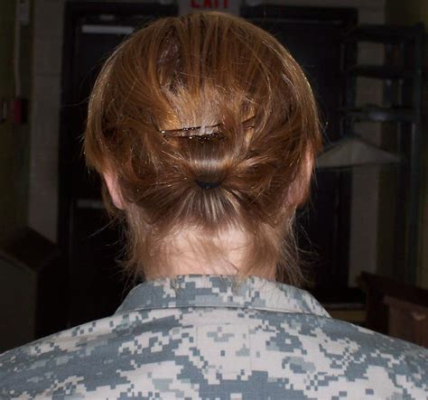 acceptable military haircuts  women www