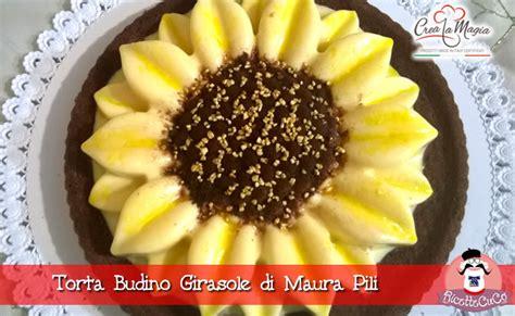 moulinex companion cuisine torta budino girasole di maura pili ricettecuco it