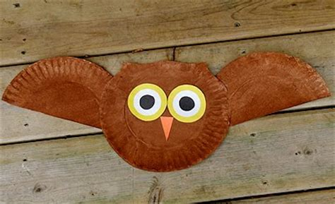 nothing but monkey business 7 fall crafts for 875 | owl1