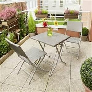 Table Balcon Pliante : 1000 images about ambiances jardin terrasse balcons on pinterest acacia toile and salons ~ Teatrodelosmanantiales.com Idées de Décoration