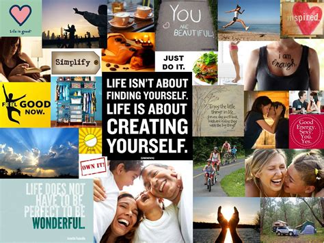 vision board goal setting and vision boards