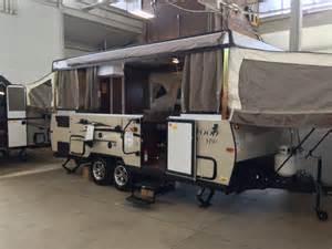 Rockwood Pop Up Camper Trailer