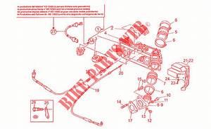 Throttle Body For Moto Guzzi California 1995   Moto Guzzi Online Genuine Spare Parts Catalog