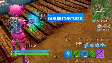 eye   storm tracker  fortnite battle