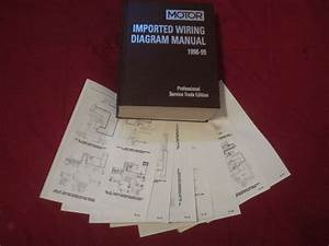 1998 1999 Bmw Z3 Wiring Diagrams Schematics Set