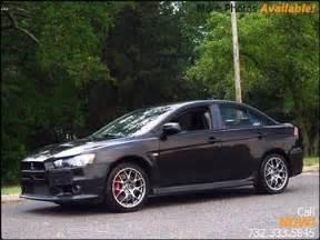 Mitsubishi Lancer Evolution For Sale In Nj by 2014 Mitsubishi Lancer Evolution For Sale Carsforsale