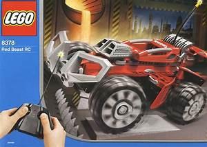 8378 1 Red Beast RC Brickset LEGO Set Guide And Database