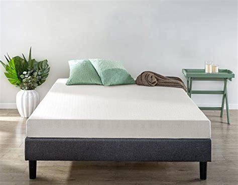 zinus memory foam   green tea mattress short queen