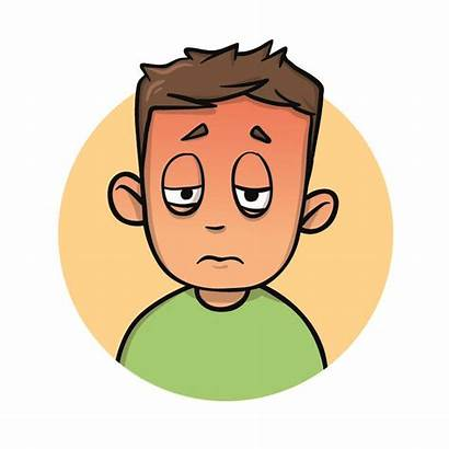 Cold Illness Common Guide Winter Sick Boy