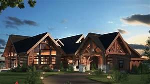 Log Homes And Timber Frame Portfolio