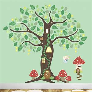 enchanted forest decal kids woodland wall stickersmagical With enchanting ideas decals for kids walls