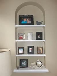 built in wall shelves Built-in wall shelf | Home Ideas | Pinterest