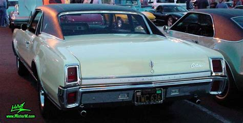 1967 Oldsmobile Cutlass Coupe Rearview | 1967 Oldsmobile ...