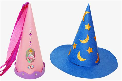 tall cone hat craft recipes  tos firstpalettecom