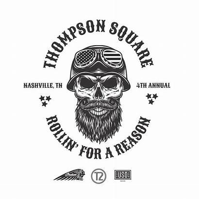 Reason Thompson Rollin 4th Annual Road Square