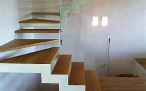 renovation escalier conseils estimation de cout prix With poser un parquet sur un parquet
