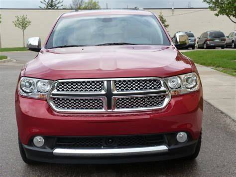 2011 Dodge Durango Reviews by Review 2011 Dodge Durango Citadel The About Cars
