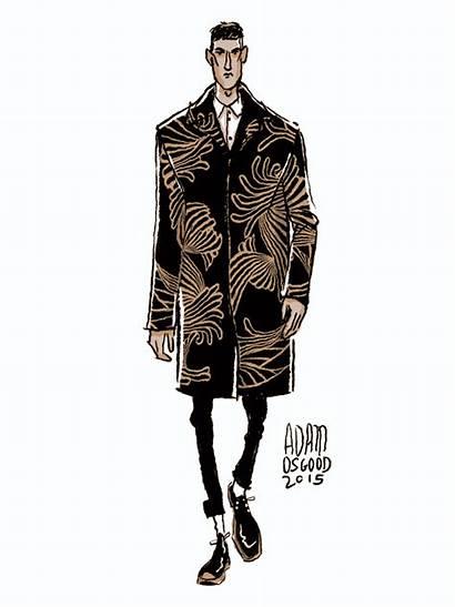 Adam Osgood Menswear Vuitton Louis Gifs Mens